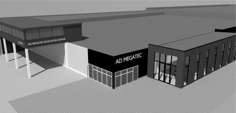 AD Megatec: uitbreiding